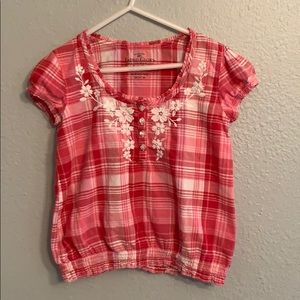 Faded Glory toddler girls top
